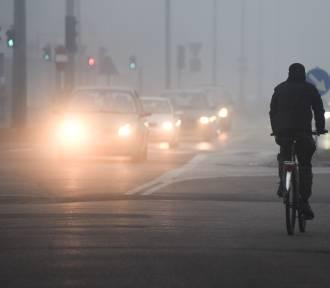 Uwaga kierowcy! Na drogach będzie ślisko przez marznące opady deszczu