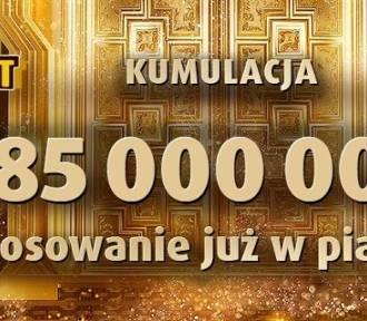 Eurojackpot wyniki 25.05.2018. Pula do wygrania to 385 mln zł