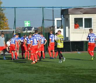 Sparing: Bałtyk Koszalin - Darłovia Darłowo [padło 5 bramek]