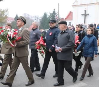 Obchody Święta Niepodległości w Luzinie 2018 [ZDJĘCIA]