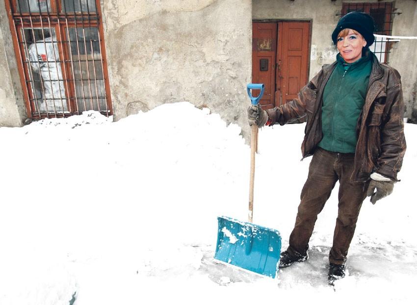 Walka ze skutkami zimy to teraz główne zadanie Hanny Zdanowskiej