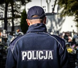 """Akcja """"Znicz"""" podsumowana. Bezpieczeństwa pilnowało 200 policjantów"""