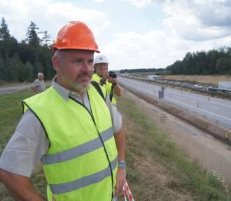 Budowa A1. Pierwszy odcinek betonowej jezdni przekazany kierowcom!