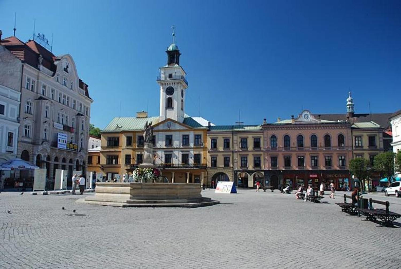Stary Rynek w Cieszynie