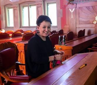 Olga Tokarczuk honorową obywatelką województwa lubuskiego