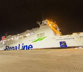 Jest czwarty prom i więcej połączeń z Gdyni do Szwecji