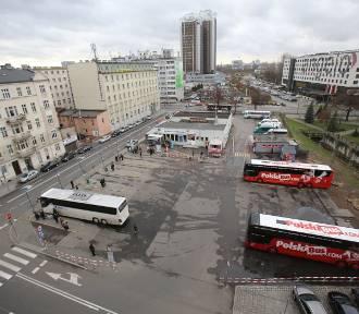 Echo Investment kupiło teren dworca autobusowego w Katowicach. Wybuduje tu biurowiec ZDJĘCIA