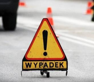Rokitki: Kierowca BMW spowodował wypadek! Okazało się, że był nietrzeźwy...