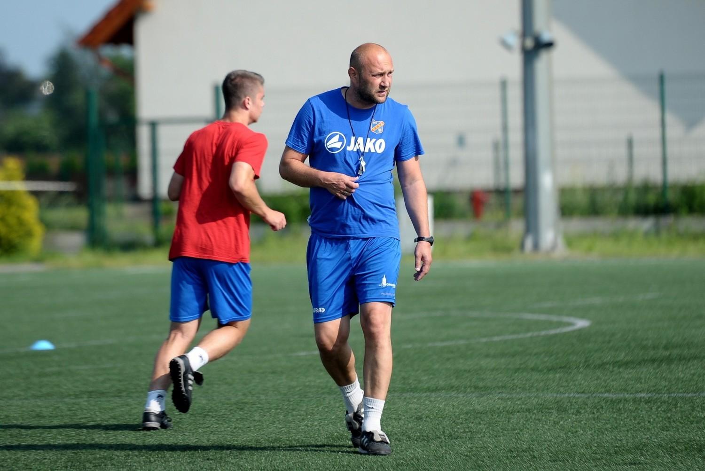 Tomasz Copik przez wiele lat reprezentował barwy Odry Opole jako piłkarz