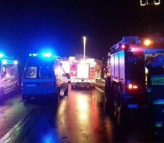 Wypadek TIRa w Zwardoniu. Przejście graniczne zablokowane