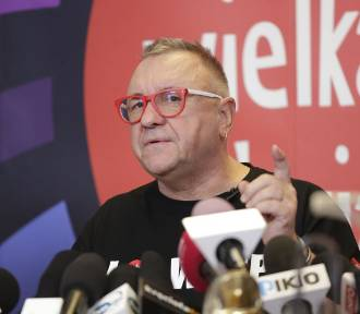 """Jerzy Owsiak na oficjalnej konferencji WOŚP: """"Gramy dalej. Dziękuje wszystkim za wzruszające"""