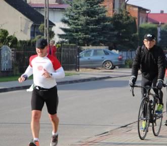 Bieg na 100 km na drogach gminy Blizanów