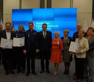 Wielki sukces seniorek ze Sztumu! Zdobyły wyróżnienie w konkursie MSWiA