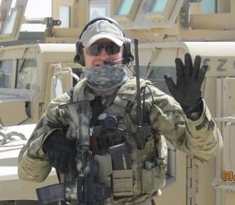 Mariusz Urbaniak, były żołnierz GROM: Musiałem utrzymać świnię przy życiu