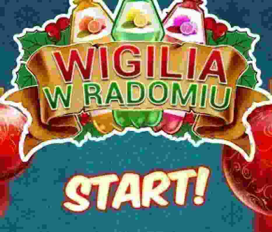 """Screen gry """"Wigilia w Radomiu"""""""