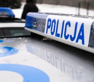 Pijany kierowca w Jarosławiu wjechał w inne auto. Miał 3 promile