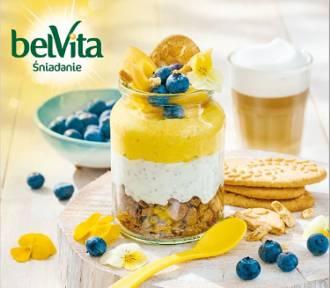 Przepisy na letnie śniadanie z belVitą [KONKURS]