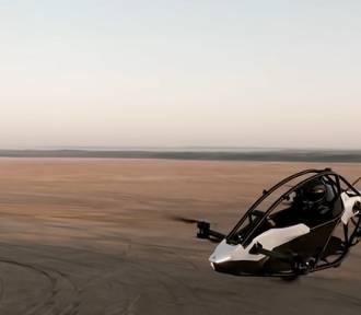 Pierwszy oktokopter produkowany w Europie latał nad Pustynią Błędowską!