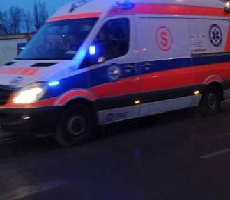 Śmiertelny wypadek na ul. Głogowskiej