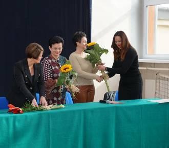 Obchody Dnia Nauczyciela w Zespole Szkół Ponadpodstawowych w Sycowie