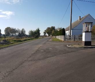 Przebudowali sześć dróg w gminie!