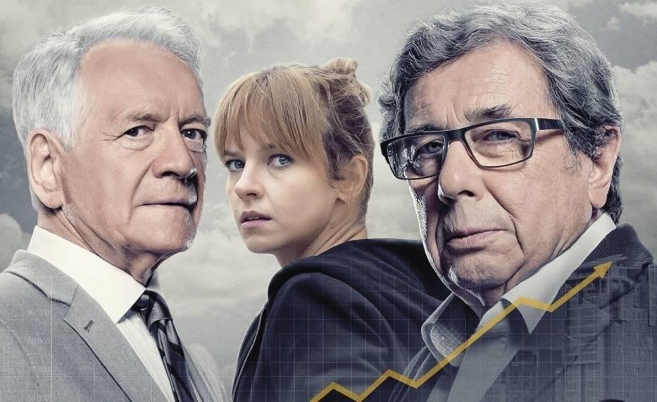 """W najbliższych dniach warto wybrać się do któregoś z poznańskich kin, by zobaczyć choćby długo wyczekiwany """"Solid Gold"""" Jacka Bromskiego (na zdjęciu) czy komedię romantyczną z Małgorzatą Sochą """"Jak poślubić milionera?"""""""