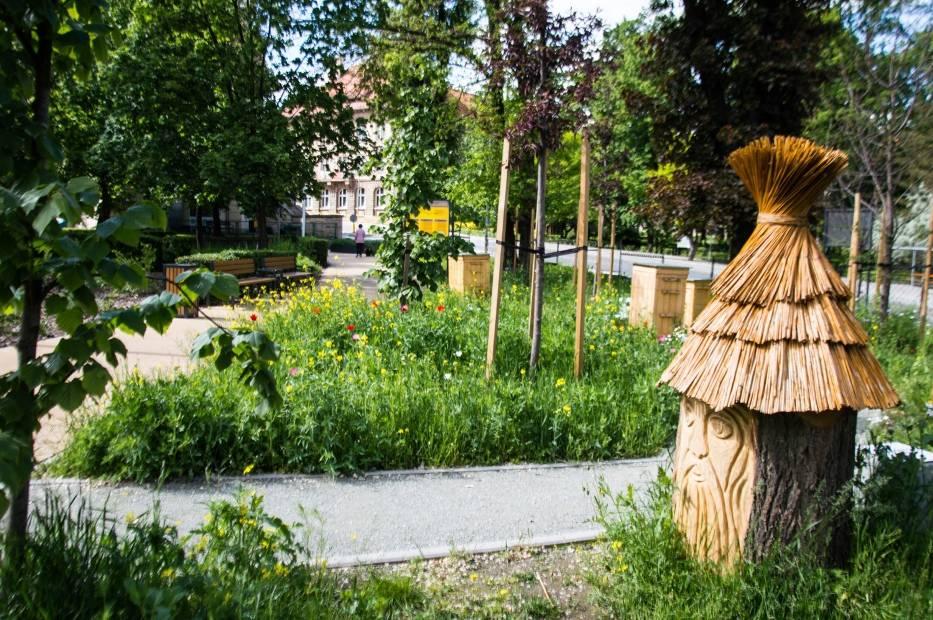 Park im. Weroniki Kumko