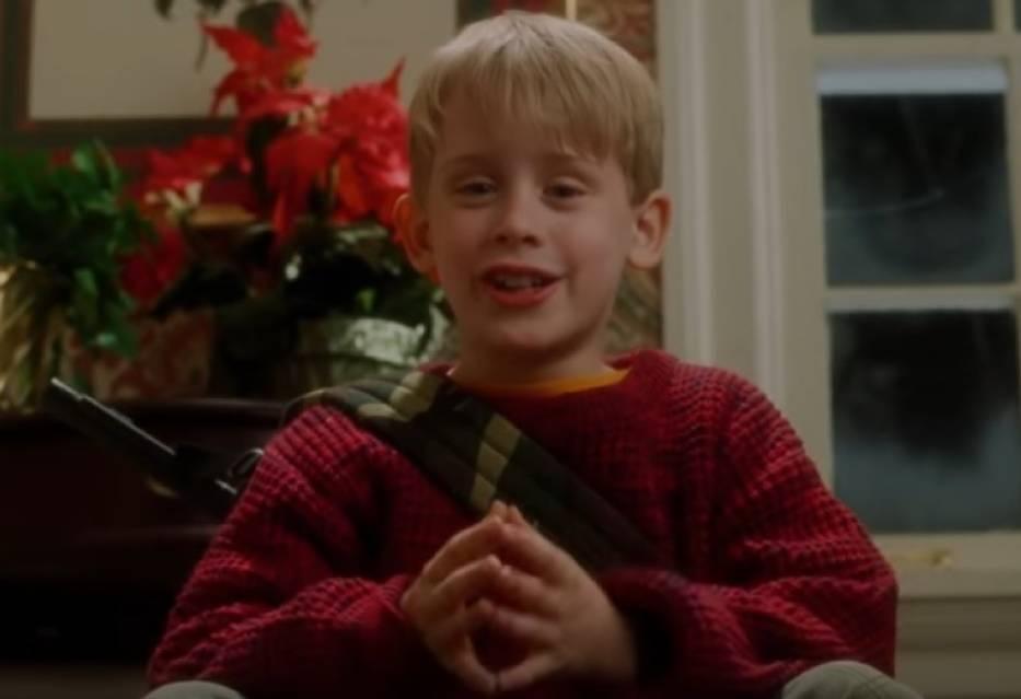 """Dzięki filmowi """"Kevin sam w domu"""" twarz 10-letniego wówczas Macaulaya Culkina kojarzą do dziś wszyscy"""
