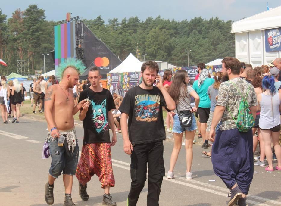 Przystanek Woodstock 2017. Tuż przed rozpoczęciem festiwalu