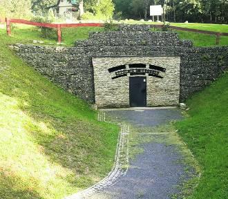 Czy w starej kopalni koło Mirska uchodźcy z Czech  schowali swój skarb?