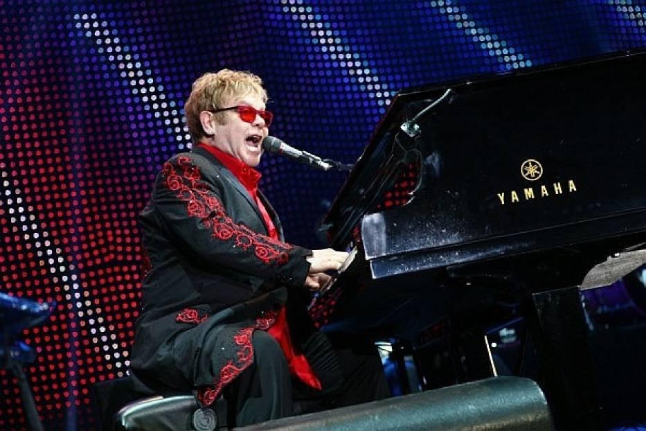 Elton John wystąpi w Kraków Arenie [bilety na koncert]