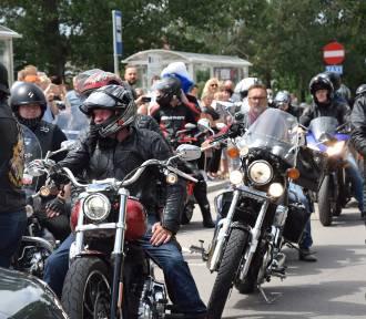 Motocykliści wsparli chorego Stasia