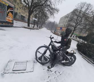 Zima w Gorzowie. Tak wyglądało miasto dziś, w poniedziałkowy poranek