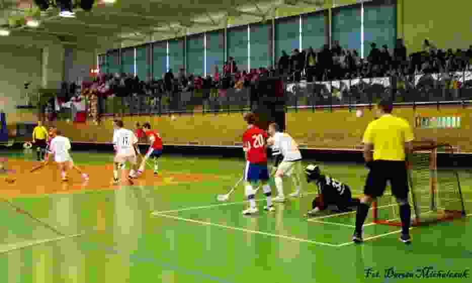 Międzynarodowy turniej unihokeja 8