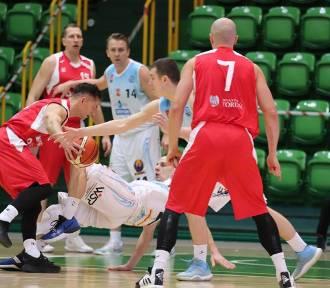 Zwycięstwo Noteci, przegrana Domino w fazie play off 2. ligi koszykarzy [zdjęcia]