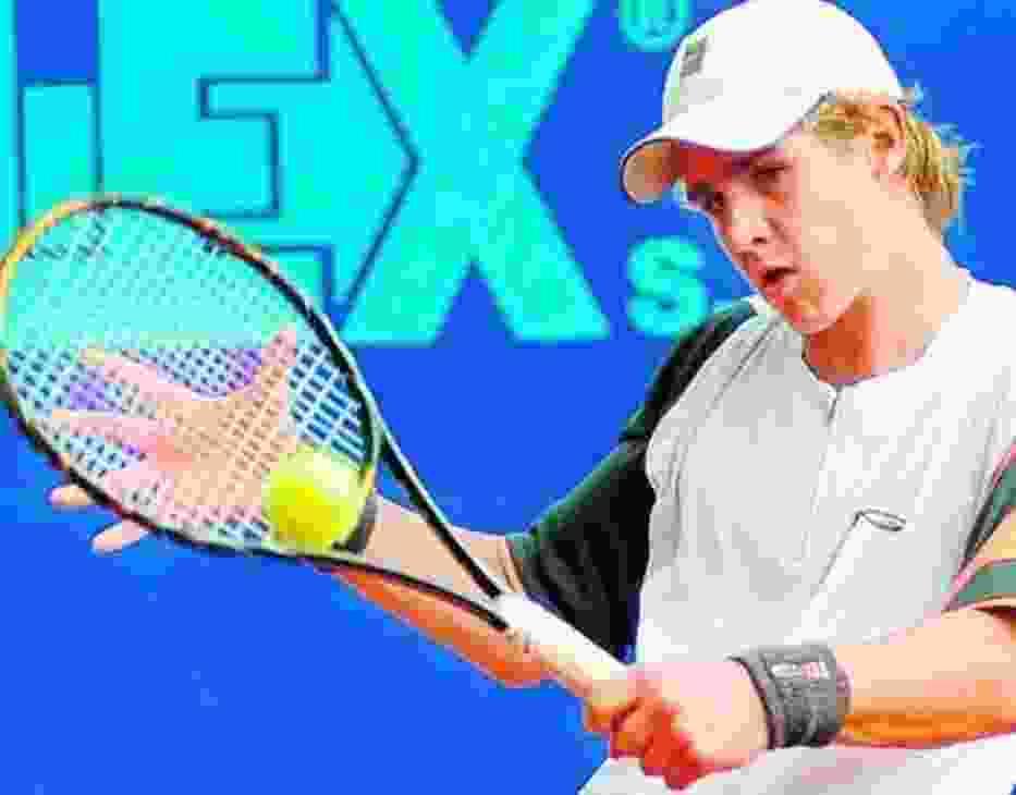 Marcin Grzesiński wygrał w turnieju Tomaszewski Cup w grze podwójnej