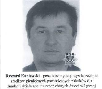 Okradł chore dzieci i zniknął. Policja szuka współzałożyciela fundacji z Boguszowa