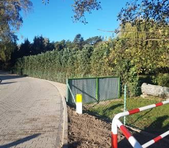 Nowe chodniki i jezdnia w Karpicku już gotowe