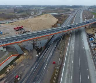 Budowa A1 w Łódzkiem z lotu ptaka i nie tylko. Mamy najnowsze zdjęcia