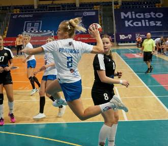 Piłkarki ręczne MKS Kalisz AZS SWWS zadebiutowały w hali Arena. ZDJĘCIA