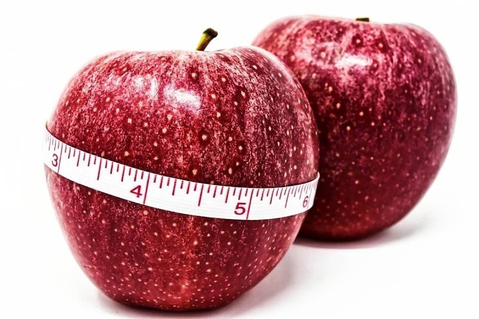 Jabłko na odchudzanie