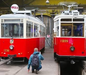 Wrocław. Zobacz zabytkowe tramwaje i autobusy (GALERIA ZDJĘĆ I FILM)