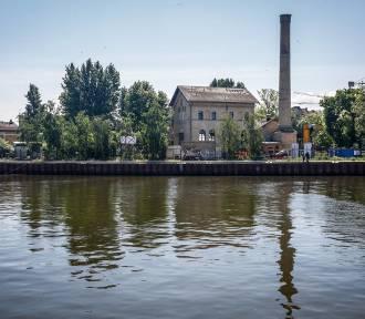 Po zrzucie ścieków do Motławy WIOŚ publikuje wyniki badań wody
