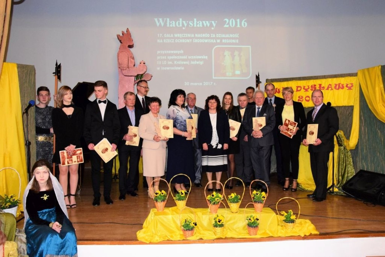 Była to już XVII edycja Władysławów, nagród ekologicznych przyznawanych przez uczniów III Liceum Ogólnokształcącego im