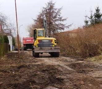 Rozpoczęła się przebudowa ulicy Fiodorowa w Darłowie [ZDJĘCIA]