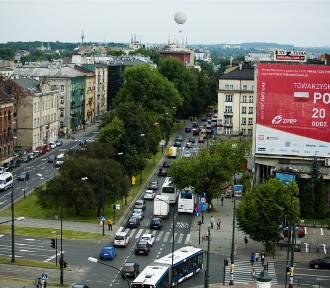 Kraków. W piątek rusza remont na Alejach Trzech Wieszczów