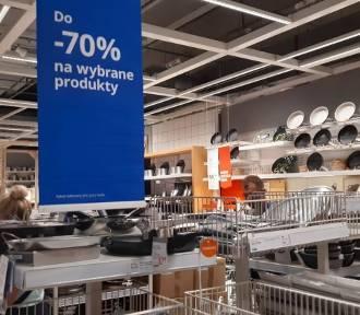 Ikea Gdańsk ogłasza wyprzedaże! Sprawdź, co kupisz taniej!