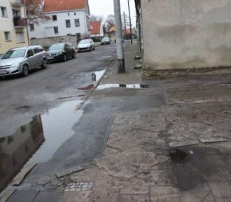 Będą remonty chodników w Nowej Soli. Które chodniki zostaną naprawione jako pierwsze?