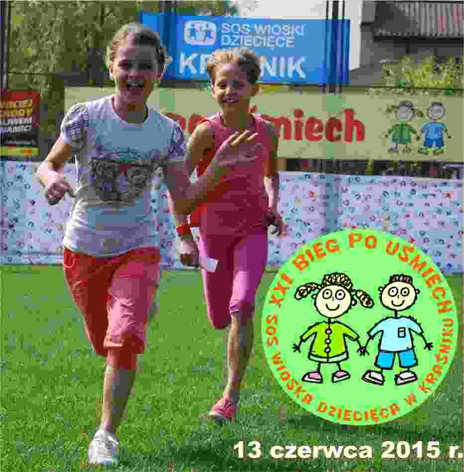 XXI Bieg po Uśmiech już 13 czerwca w Kraśniku