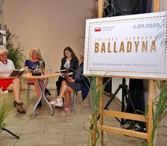 """""""Balladyna"""" klasycznie i na wesoło w CKST Debrzno podczas Narodowego Czytania"""